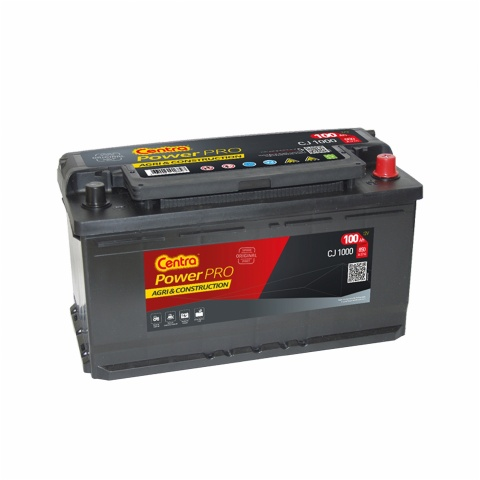 Akumulator 12V 100Ah CENTRA POWER PRO CJ1000