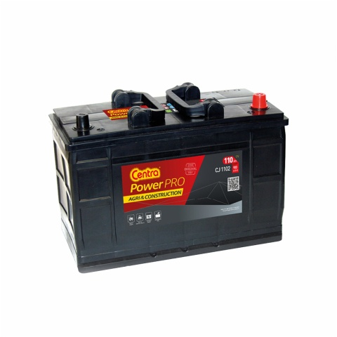 Akumulator 12V 110Ah CENTRA POWER PRO CJ1102