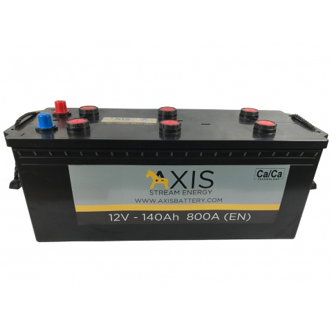 Akumulator 12V 140Ah AXIS