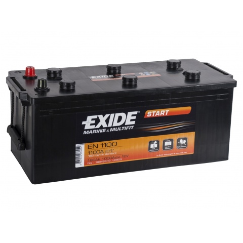 Akumulator 12V 180Ah EXIDE START EN1100