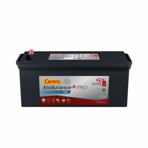 Akumulator 12V 210Ah CD2103 CENTRA Endurance+ GEL