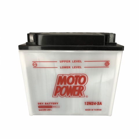 Akumulator 12V 24Ah 12N24-3A MP POWERBAT