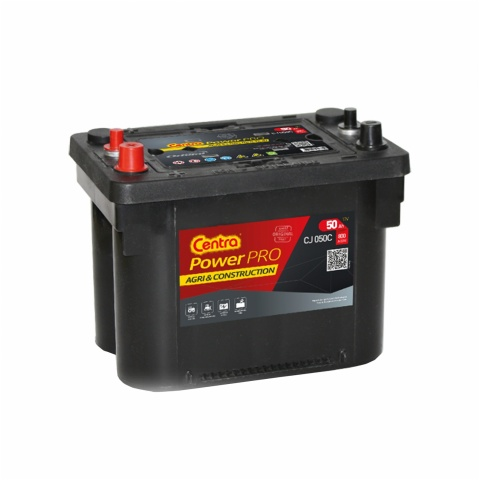 Akumulator 12V 50Ah CENTRA POWER PRO CJ050C