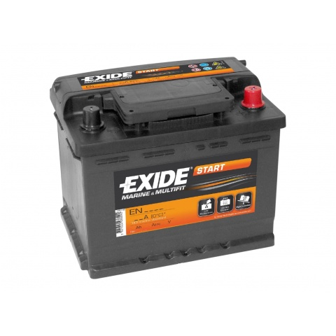 Akumulator 12V 50Ah EXIDE START EN500