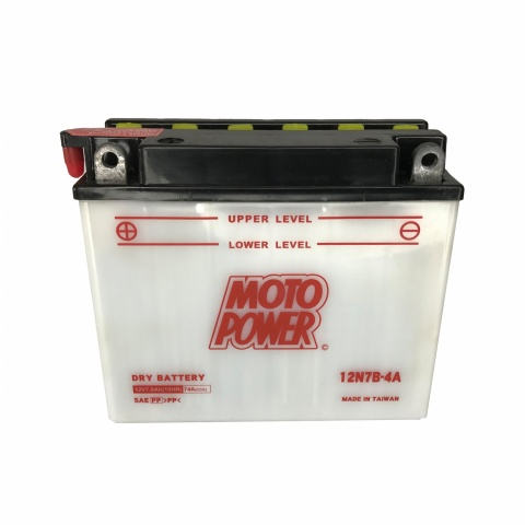 Akumulator 12V 7Ah 12N7B-4A MP POWERBAT