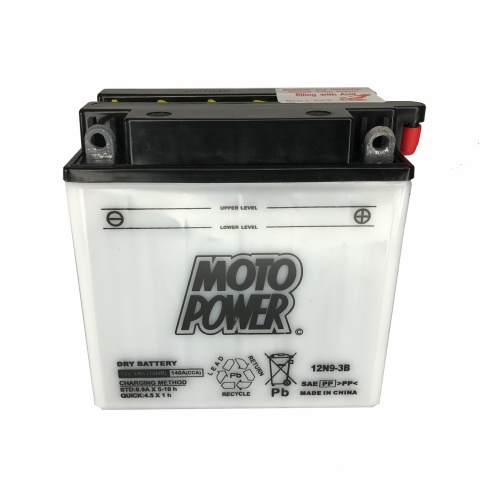 Akumulator 12V 9Ah 12N9-3B MP POWERBAT