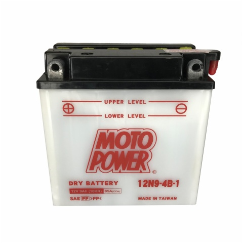 Akumulator 12V 9Ah 12N9-4B-1 MP POWERBAT