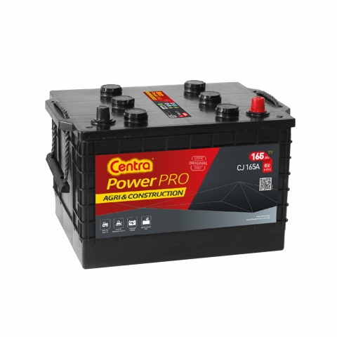 Akumulator 6V 165Ah CENTRA POWER PRO CJ165A